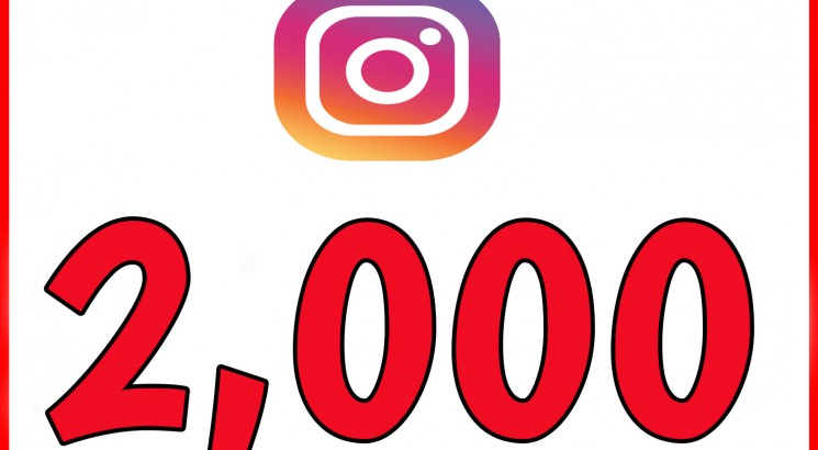 Buy 2000 instagram followers